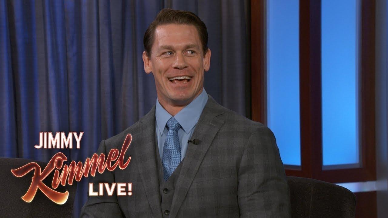 Fans Aren T Happy About John Cena S New Hair
