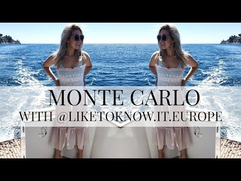 MONTE CARLO, MONACO WITH LIKE TO KNOW IT EUROPE | IAM CHOUQU