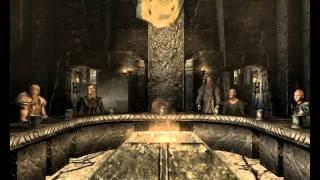 Skyrim - вторая часть переговоров о мире