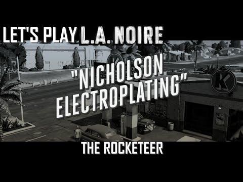 Let's Play LA Noire: Film 22