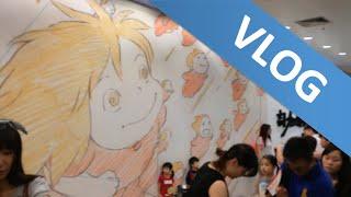 Amazing STUDIO GHIBLI ANIME MUSEUM & BBG Sacking Wars..Ouch! Adventure to Hong Kong Day 5