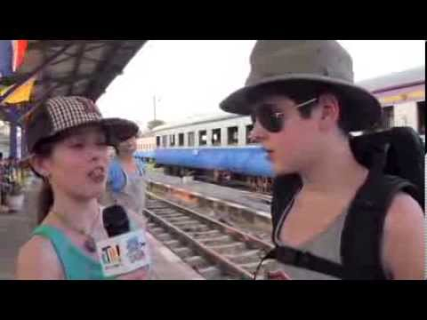 Great advice on - The Train from Bangkok to Kanchanaburi Thailand Kids Travel News 2014