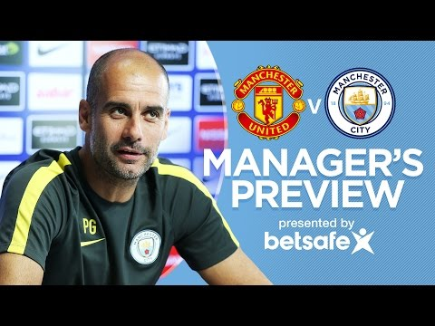 PEP ON IBRA, JOSE & SERGIO | Guardiola's Press Conference
