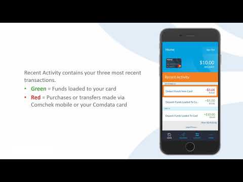Check Your Card Balance and Transaction History - YouTube