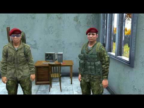 UN begins diplomatic talks with the Russian Federation [DayZRP]