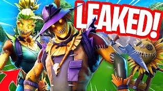 *LEAKED* ALLE NIEUWE 6.01 FORTNITE SKINS, GLIDERS EN BACK BLINGS!! FREEZE TRAP EN MEER!