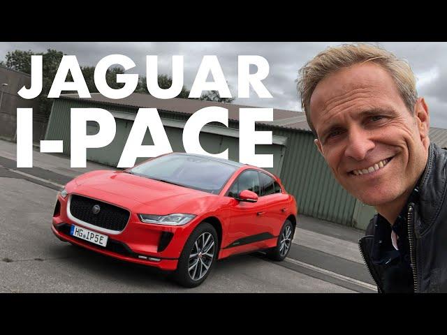 Jaguar I-Pace   Testfahrt & Meine Meinung  Matthias Malmedie