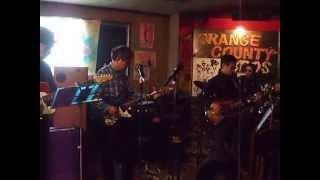 2015.3.21横浜のLIVE HOUSE「ORANGE COUNTY BROTHERS」では今年始めとな...