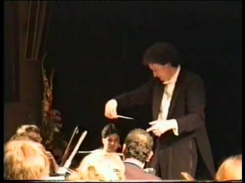 Simone Fermani conducts Ottorino Respighi Ancient arias and dances for lute 3rd suite for strings