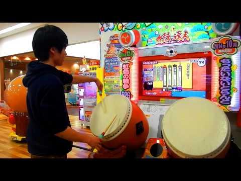 【悲報】ゲームセンターから太鼓の達人の太鼓、盗まれてしまう・・・動画みるとプロの犯行やな