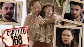Argentina tierra de amor y venganza capitulo 168