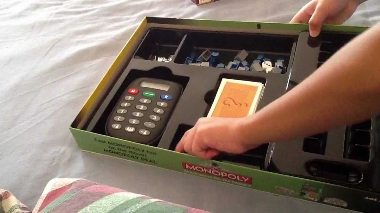 Monopoly Electronic Banking Review Youtube
