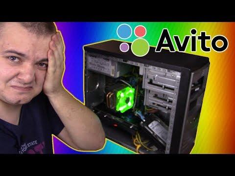 ПК с Avito за 3.5К / Ремонт / Апгрейд + GTX1050 / Тест в играх