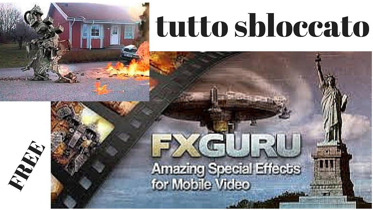effetti fxguru gratis