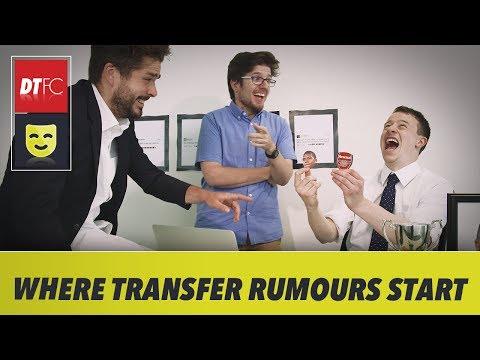 Where football transfer rumours start