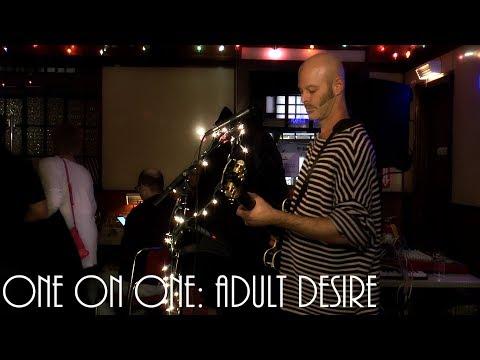 One On One: Craig Wedren  Adult Desire December 19th, 2017 Long Island Bar Brooklyn, NYC