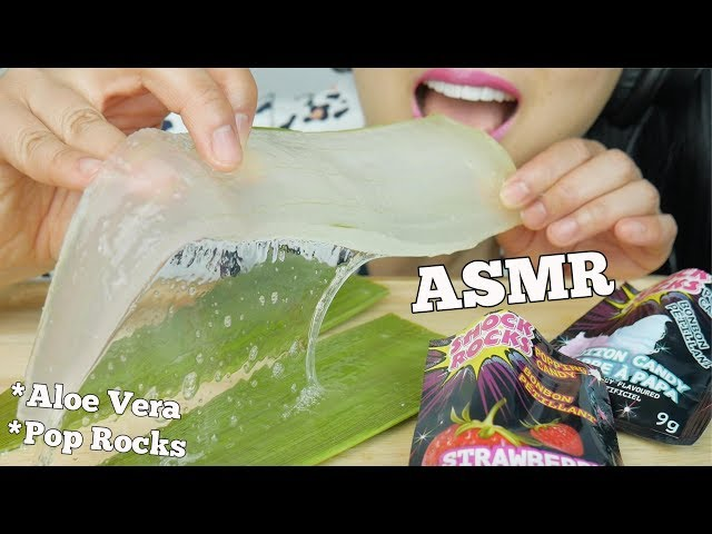 Asmr Aloe Vera Most Disgusting Yet Popular Pop Rocks Crackling Sounds No Talking Sas Asmr Youtube Soooo i put a vote on my instagram page (@asmrphan). asmr aloe vera most disgusting yet