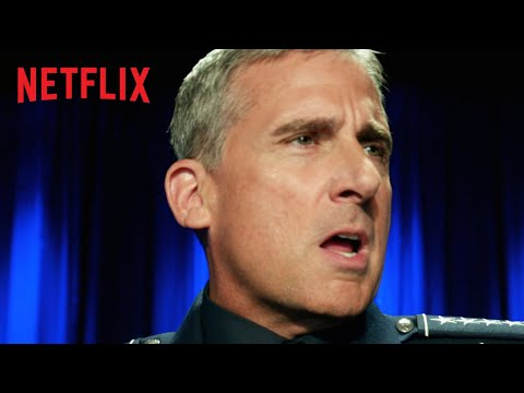 We lied to you about Space Force   Netflix