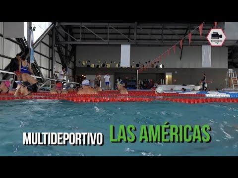 Abre sus puertas el multideportivo las am ricas con for Alberca las americas