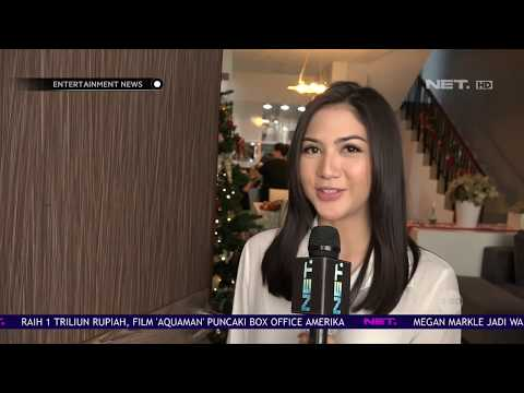 Meliat Persiapan Natal Di Kediaman Jessica Mila