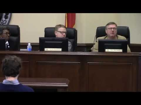 6. Reports — County Manager: Tire amnesty