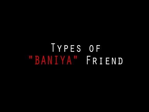 "Types Of ""BANIYA"" Friends | Funny | FizoolTV"