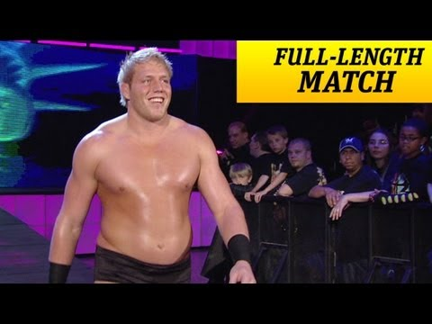 Jack Swagger's WWE Debut