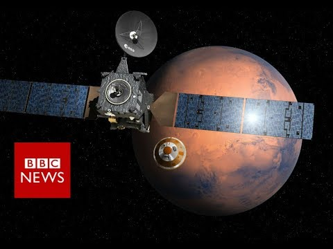 Life on Mars: What do we know?- BBC News