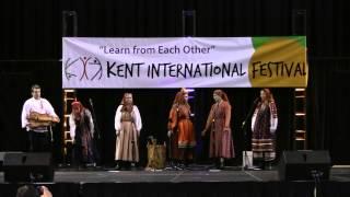 Juliana & PAVA at Kent International Festival 2015