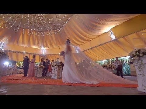 British + Filipina Emotional Wedding Video (Walking down the Aisle)