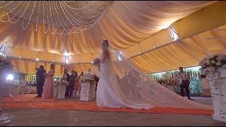 Download British + Filipina Emotional Wedding Video (Walking down the Aisle)