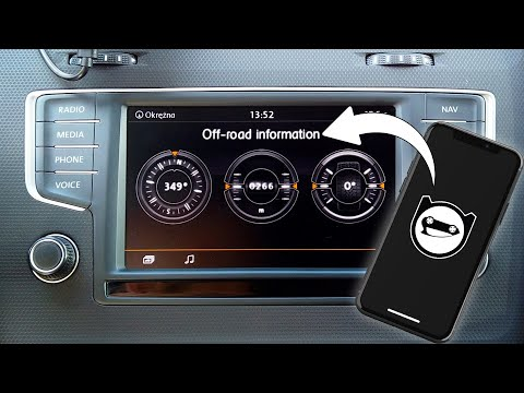 Repeat VW Discover Media MIB2 Developer Mode & Green Menu