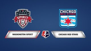 Washington Spirit vs. Chicago Red Stars - August 2, 2014