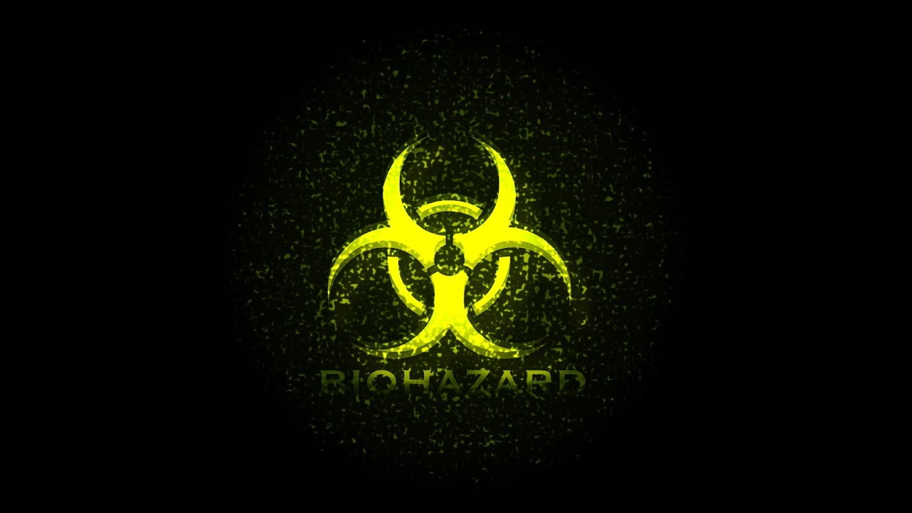 Radioactive Zombie Wallpaper BioHazard Hunga...