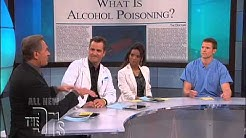Alcohol Poisoning Medical Course
