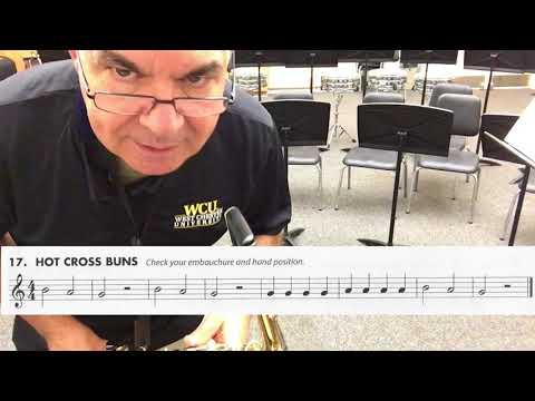 Alto Sax Lesson #3