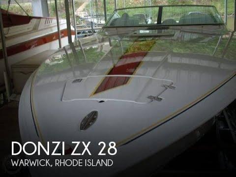 [UNAVAILABLE] Used 2003 Donzi ZX 28 in Warwick, Rhode Island