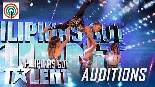 Pilipinas Got Talent Season 5 Auditions: Sto. Tomas Bulilit Generation - Kid Acrobats