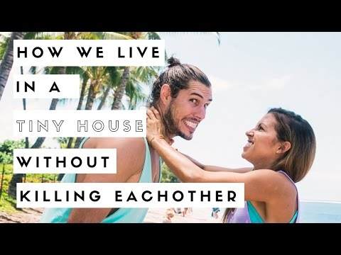 How we live in a tiny house in Maui without killing each other