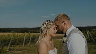 Traverse City Wedding Film | Aurora Cellars | Wedding Videography