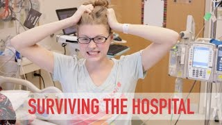 8 FUN ACTIVITIES FOR YOUR HOSPITAL ROOM!