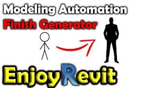 Automated Finish Generator Dynamo [ENG SUB]