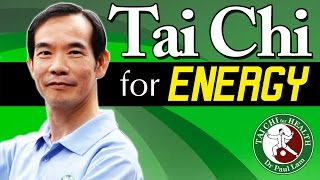 Tai Chi for Energy Video | Dr Paul Lam | Free Lesson and Introduction