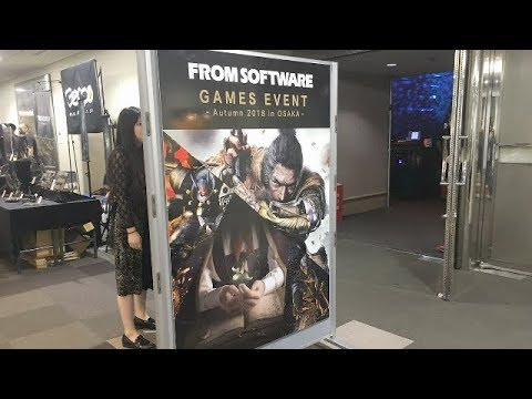 FROM SOFTWARE GAME EVENT - Autumn 2018 in OSAKA -