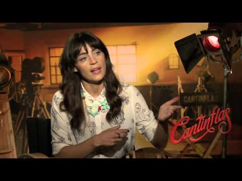 Cantinflas with Ilse Salas Interview