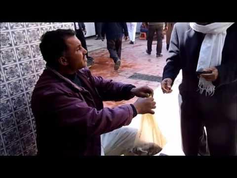 Tunesien 2014 Der Bazar von HOUMT SOUK