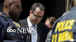 Jared Fogle Agrees to Plead Guilty to Child Porn Charges