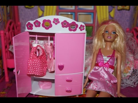 Thumbnail: barbie doll house baby house bicycle