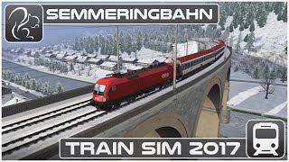 Train Simulator 2017 - Semmeringbahn (OBB 1116 Euro Sprinter)