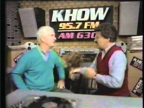 KHOW Radio Commercial (1991)
